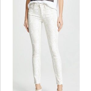 Paige Hoxton Ankle Sonoran Snake Jeans
